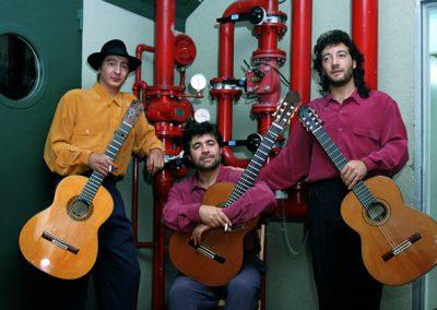 Caballeros Flamenco LOS LOSADAS