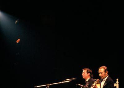 Caballeros Flamenco MAIRENA JUAN HABICHUELA