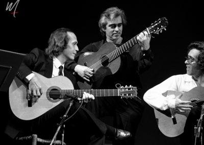 Caballeros Flamencos SANLUCAR PACO DE LUCÍA ENRIQUE DE MELCHOR