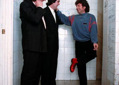 Caballeros Flamencos - Amador, Riqueni, Morente