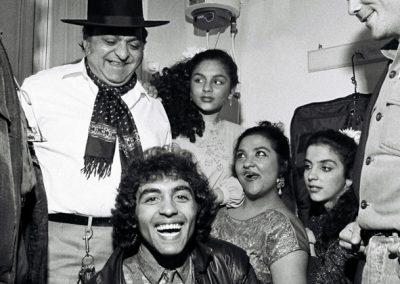 Caballeros Flamenco FARRUCO FAMILIA