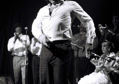 Caballeros Flamenco LOS PELAOS