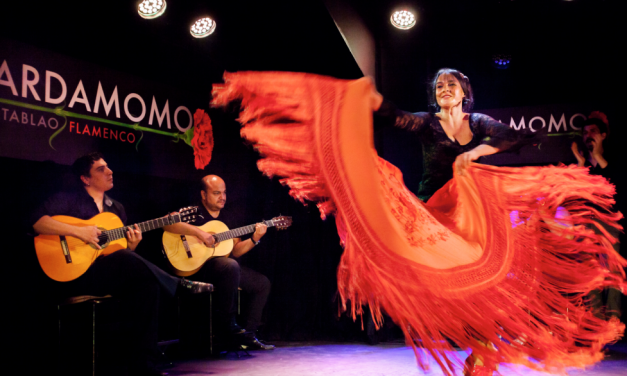 Cardamomo, tablao flamenco