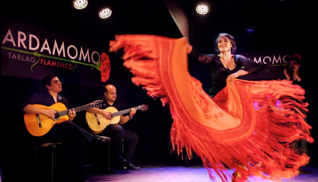 Cardamomo, tablao flamenco