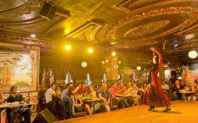 Tablao Flamenco Villa Rosa