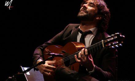 Daniel Casares en el XIV Festival Flamenco de Torrelodones.