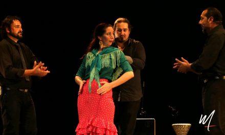 Diana Regaño. Vientos del Sur,Tangos flamencos.