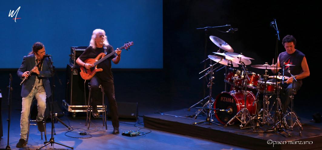BENAVENT, DI GERALDO, PARDO en el Festival JAZZMADRID17
