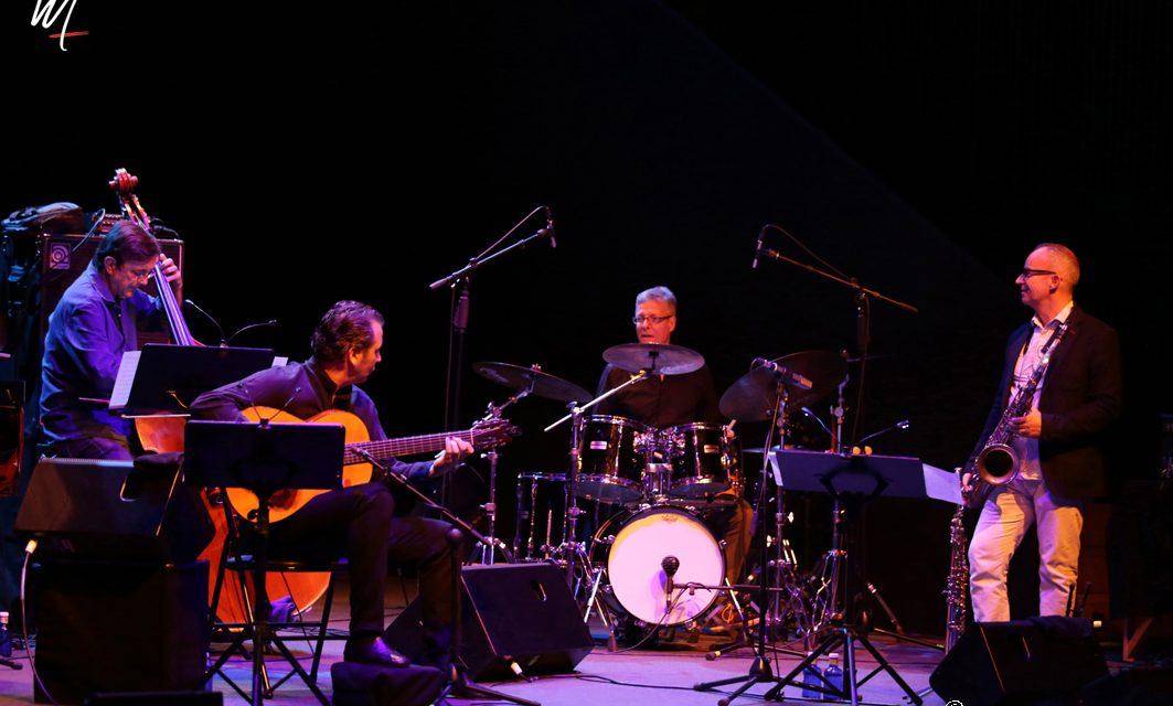 Guillermo McGill Quintet en el Festival JAZZMADRID17