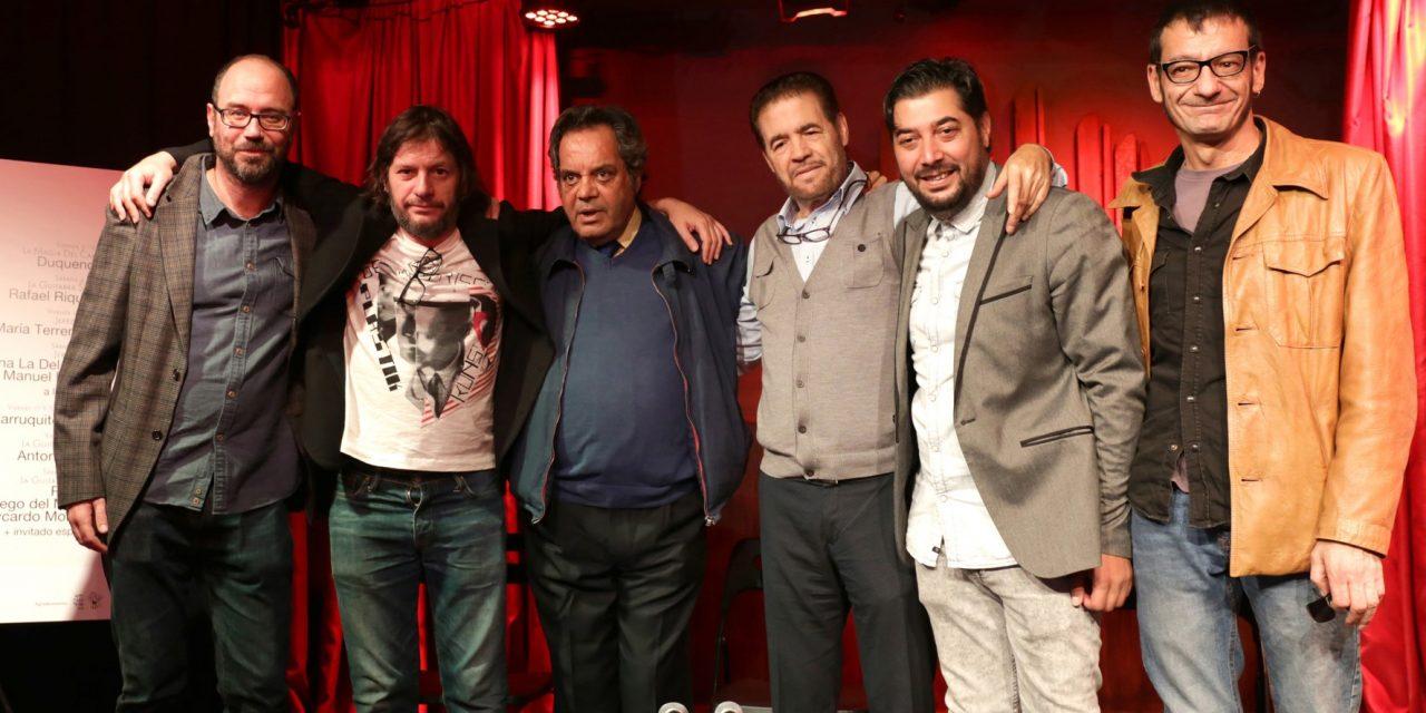 I Festival Flamenco de Club en el Café Berlín