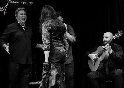 Enrique el Extremeño, José Maya, Manuel Tañé, Pino Losada