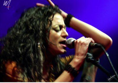 Carmen París, Femina Rock