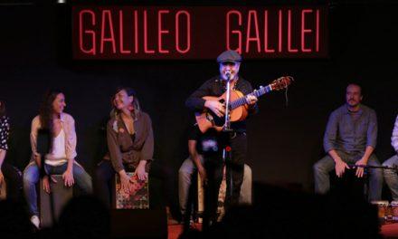 Tókalo,  XIV celebración del cajón flamenco «POR RUMBAS»