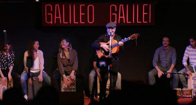 "Tókalo,  XIV celebración del cajón flamenco ""POR RUMBAS"""
