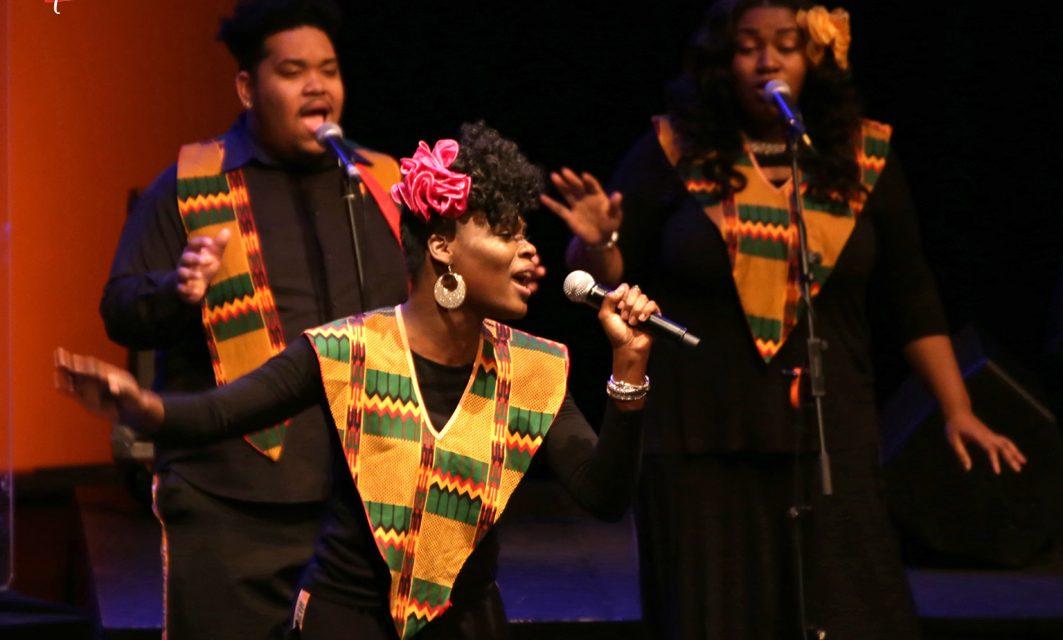 Harlem Gospel Choir en el Festival Gospel de Maddrid
