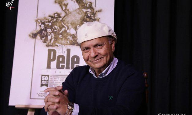 """""""El Pele y Amigos en Madrid"""""""