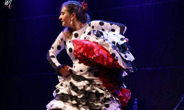 'Flamencos y mestizos' con Eduardo Barbero y  María José Franco