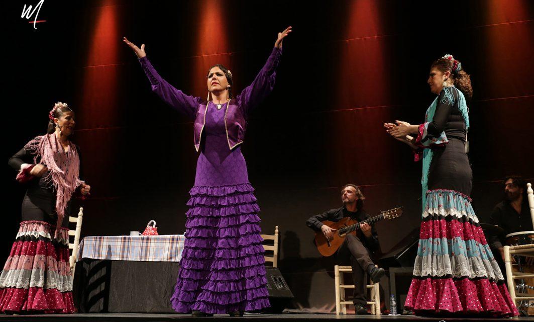 Alfredo Tejada y Navidad Cantaora cerraron el Festival Flamencos y Pelicanos