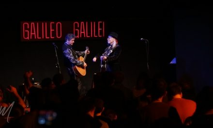 Elliott Murphy & Oliver Durand