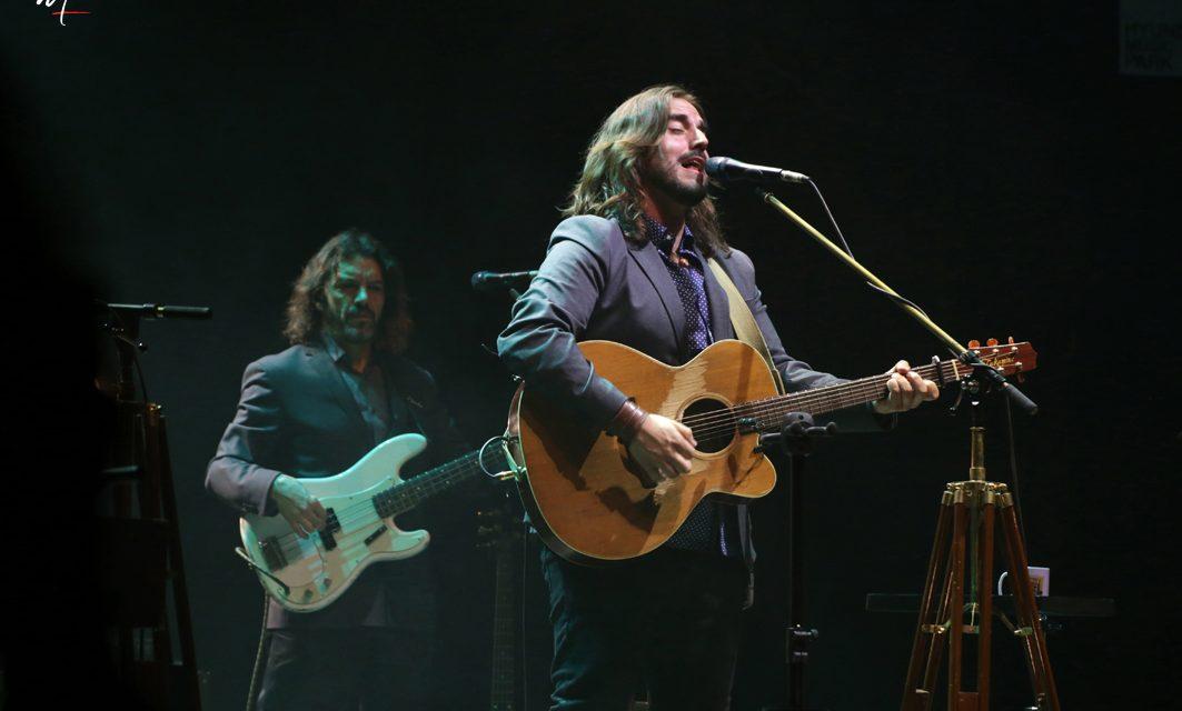 Andrés Suárez llena dos días el Teatro Circo Price de Madrid.