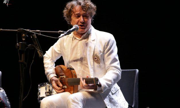Goran Bregović también puso a bailar el Teatro Circo Price de Madrid.