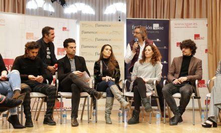 El Flamenco Festival de Londres y Nueva York en la sede de SGAE.