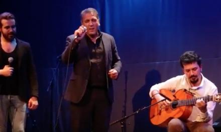 Eduardo Barbero & El Negri.  La guitarra de Monty