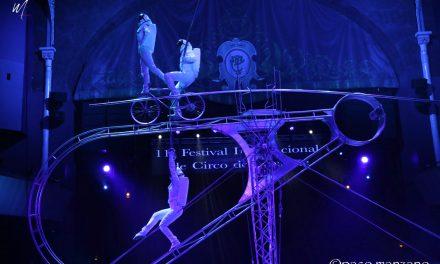 Gala Dulcinea. 11 Festival Internacional Circo de Albacete