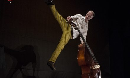 Amigoo de Mumusic Circus en «BB» BAILAR EN EL BERLANGA