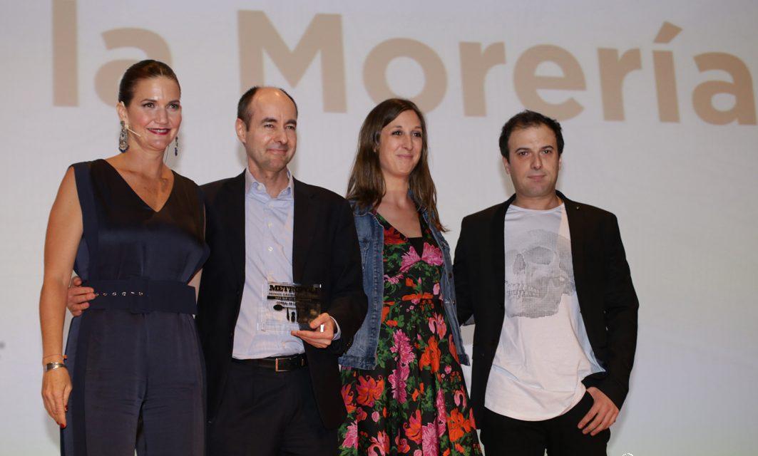 Corral de la Morería (Más que un Restaurante),  Premio METRÓPOLI 2017