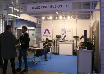 MUSIC-DISTRIBUCION1173717©PACO MANZANO