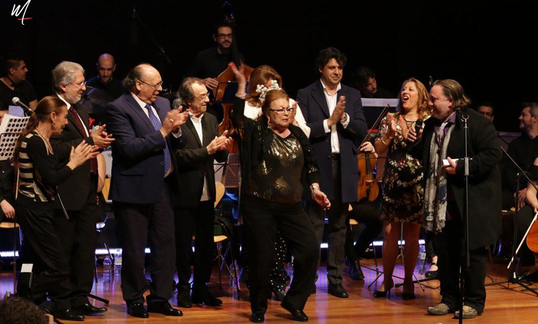 """«La Chana"""", Pepe Habichuela y el Sacromonte galardonados con los Premios Cultura Gitana."""