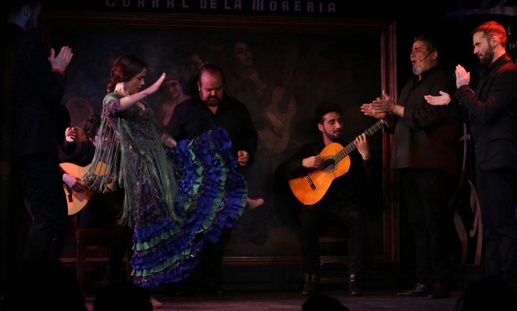 Continua el IX Festival Flamenco del Corral de la Moreria de Madrid.
