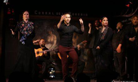 IX Festival Flamenco del Corral de la Moreria de Madrid. 17.04.18.