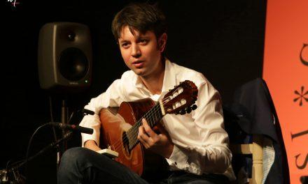 David Carmona en el XX Festival Flamenco Tío Luis el de la Juliana.