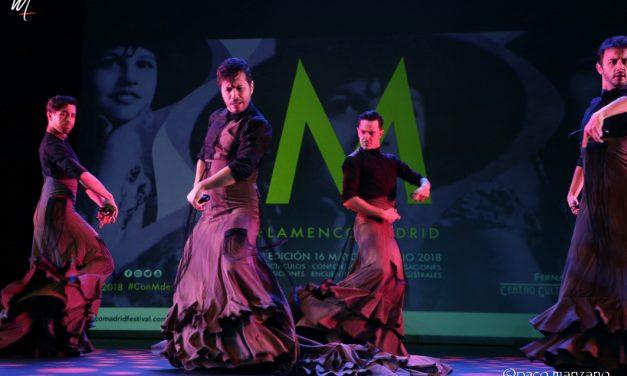 Se presentó la IV edición Flamenco Madrid, #ConMdeMujer, en el Teatro Fernán Gómez de Madrid.