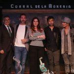 La 58 Festival Internacional del Cante de las Minas presentado en el Corral de la Moreria de Madrid.