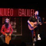 "Track Dogs presentan su cuarto disco ""Kansas City Out Groove"" en la sala Galileo de Madrid."
