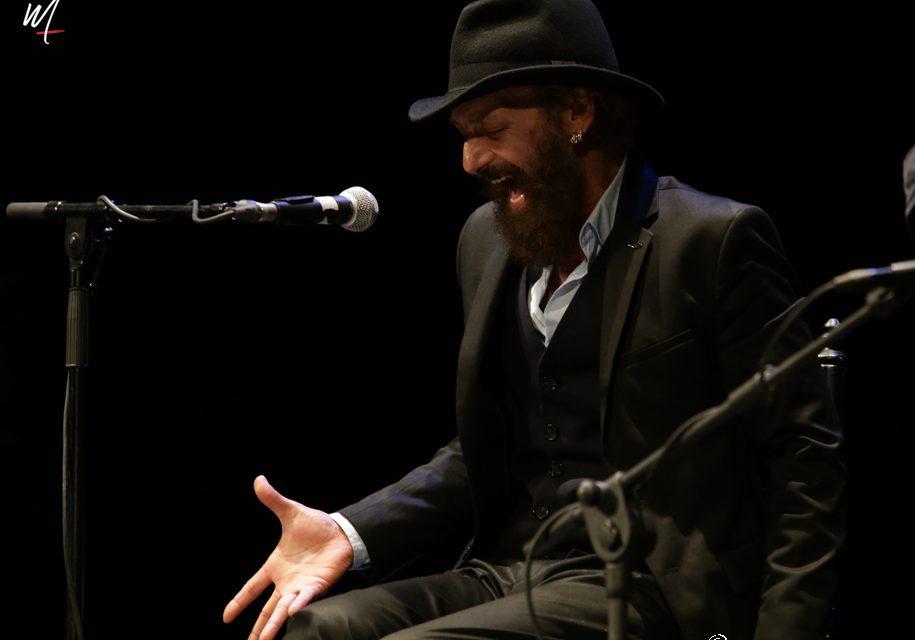 """Duquende cerró el I Festival """"Flamencos y Mestizos"""" ciudad de Úbeda."""