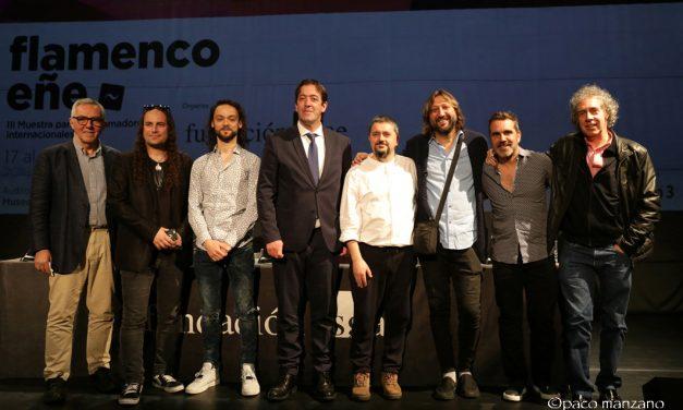 La III edición de'FlamencoEñe' se presentó en Madrid.