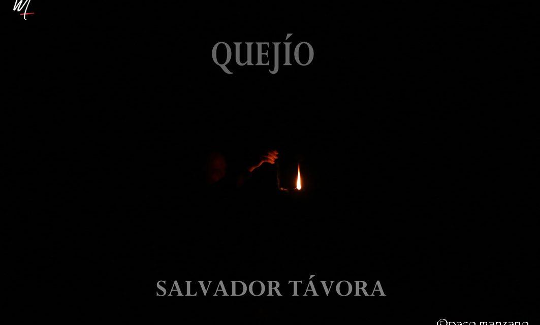 QUEJÍO DE SALVADOR TÁVORA EN FLAMENCO MADRID 2018.