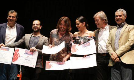 Entrega de premios del Certamen Alcobendas Flamenca Nuevos Talentos 2018