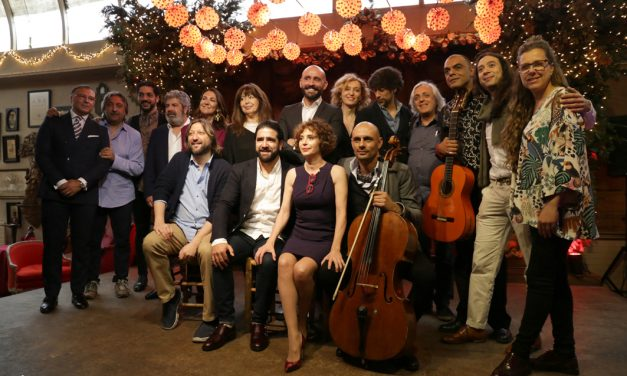 """La Suma Flamenca 2018 presentada en la sala """"La Buleria"""" de Madrid."""