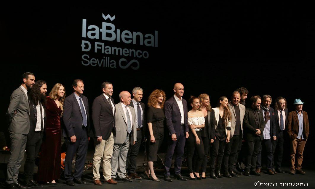 La XX Bienal de Flamenco de Sevilla se presenta en Madrid.