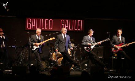 """Los Sírex, """"Que nos quiten lo bailao"""", en la Sala Galileo de Madrid"""