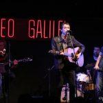 """Alberto Ballesteros presentó su nuevo disco """"La Canción del Jinete Eléctrico"""" en la Sala Galileo"""