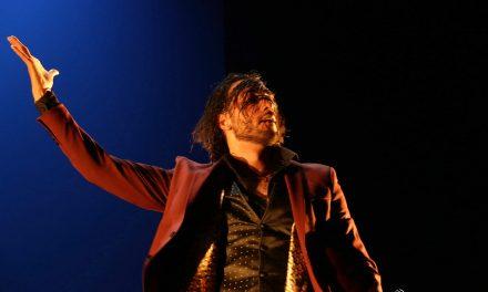 """José Carmona """"Rapico"""" cierra el festival Las Minas Flamenco Tour."""