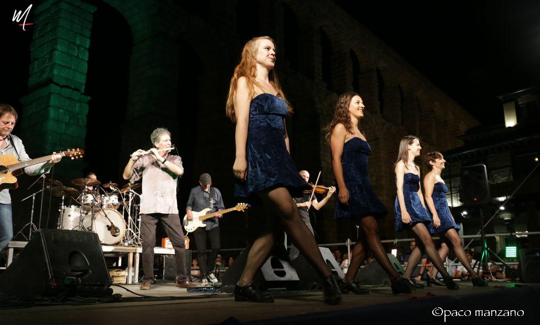 GWENDAL en el Festival Folk Segovia.