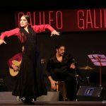 "Castro & Kitflus presentan su disco ""Vivir y Sentir"" en la sala Galileo de Madrid."