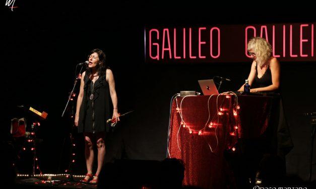 """AJO&min (Judit Farrés) """"Cultivando Brevedades"""" en la sala Galileo de Madrid."""